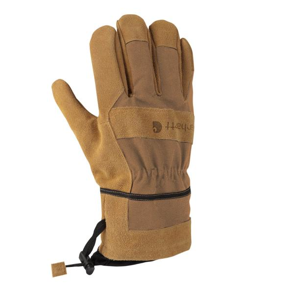 Carhartt Men's Dozer Glove - Safety Cuff Gauntlet - Discontinued Pricing