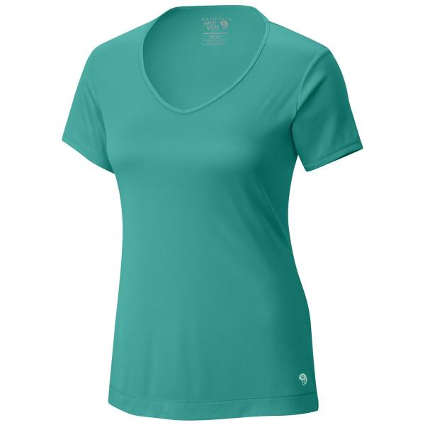 Mountain Hardwear Women's Wicked Short Sleeve T - Discontinued Pricing