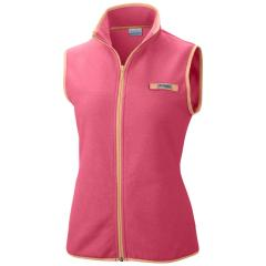 Women's Harborside Fleece Vest - Discontinued Pricing