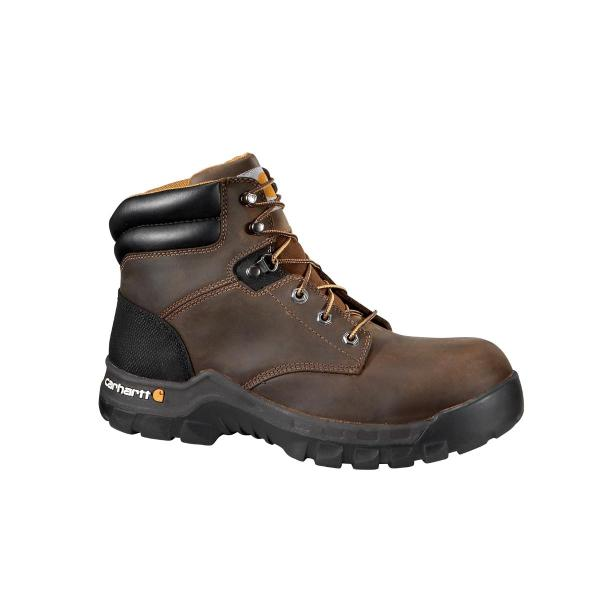 Carhartt Women's 6 Inch Rugged Flex Work Boot Composite Toe