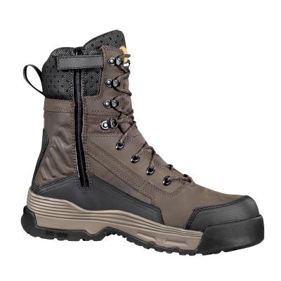 Carhartt Men S 8 Inch Waterproof Insulated Work Boot With