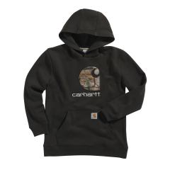 Boys' Big Camo C Sweatshirt