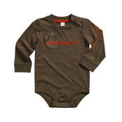 Carhartt Infant Boys' Camo Bodyshirt