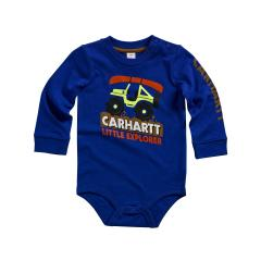 Carhartt Infant Boys' Little Explorer Bodyshirt