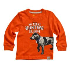 Carhartt Boys' First Hunting Buddy Tee