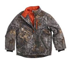 Carhartt Boys' Camo Jacket