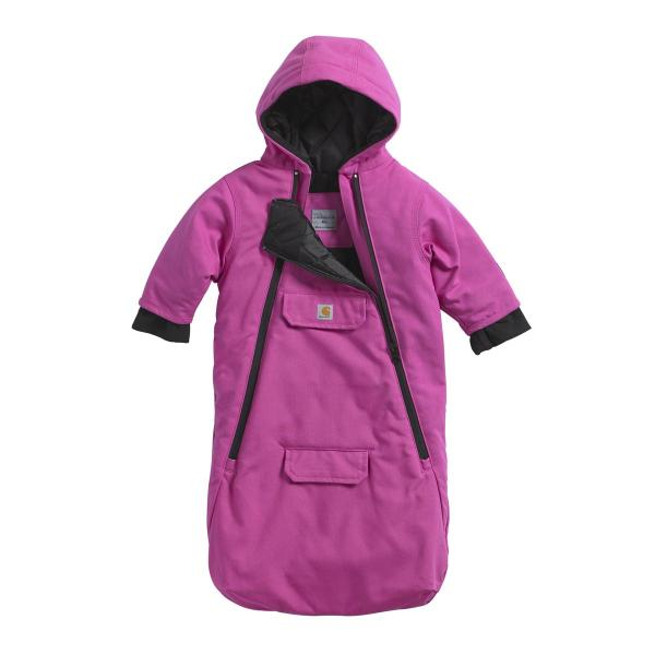 Carhartt Infant Girls' Quick Duck Bunting
