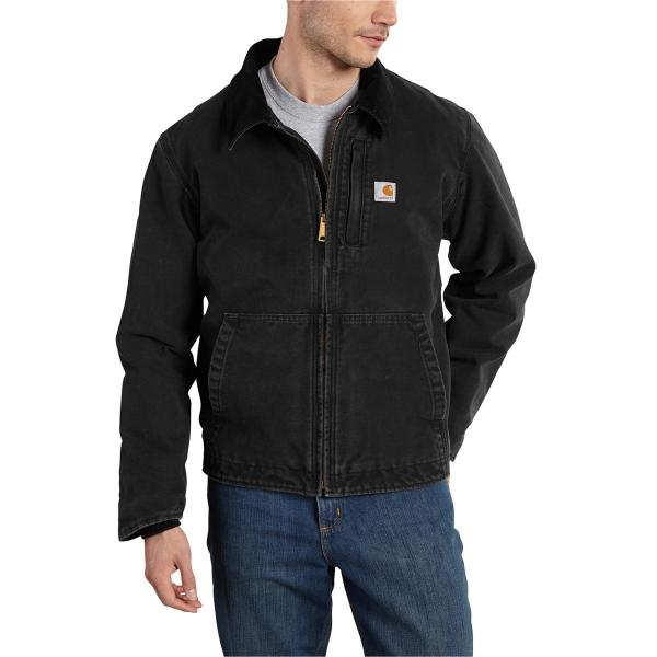 Carhartt Men's Full Swing Sandstone Jacket - Discontinued Pricing