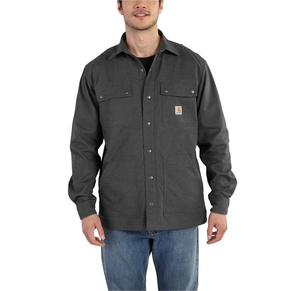 Carhartt Men's Full Swing Overland Shirt Jac