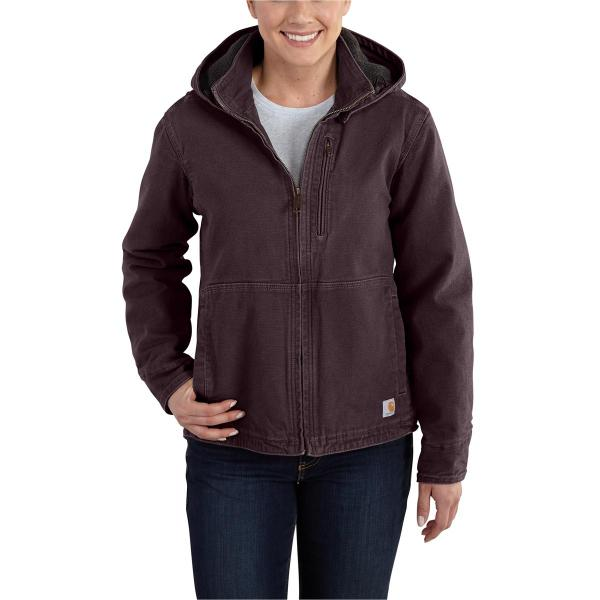 Carhartt Women's Full Swing Sandstone Winn Jacket