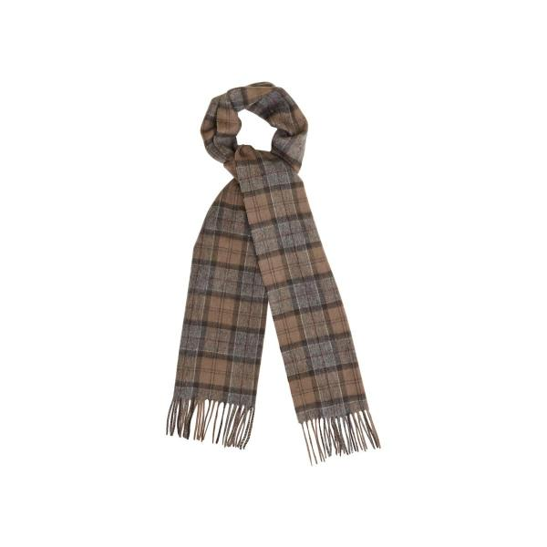 Barbour Men's Tartan Lambswool Scarf