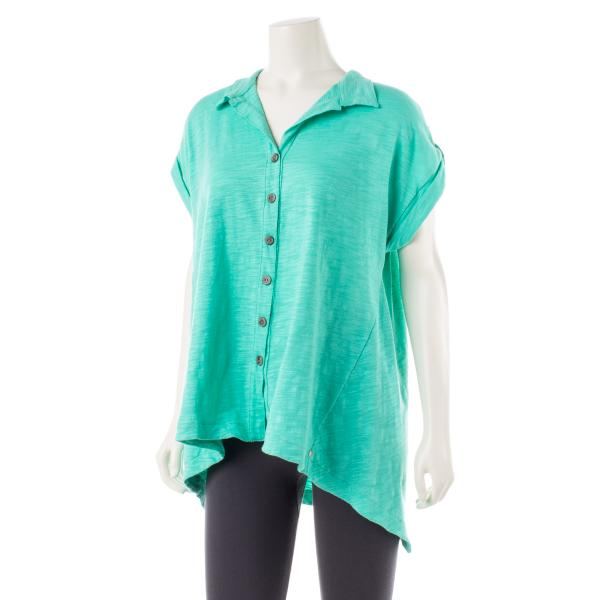 Neon Buddha Woman's Maggie Swing Shirt Extended Size