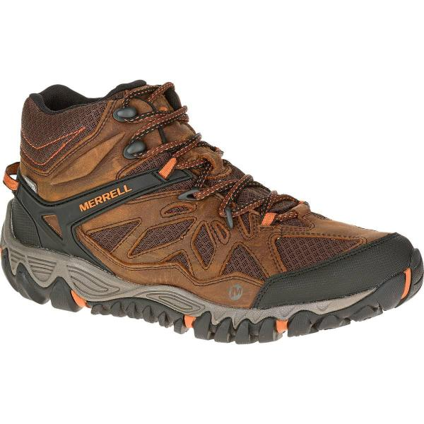 Merrell Men's All Out Blaze Vent Mid Waterproof