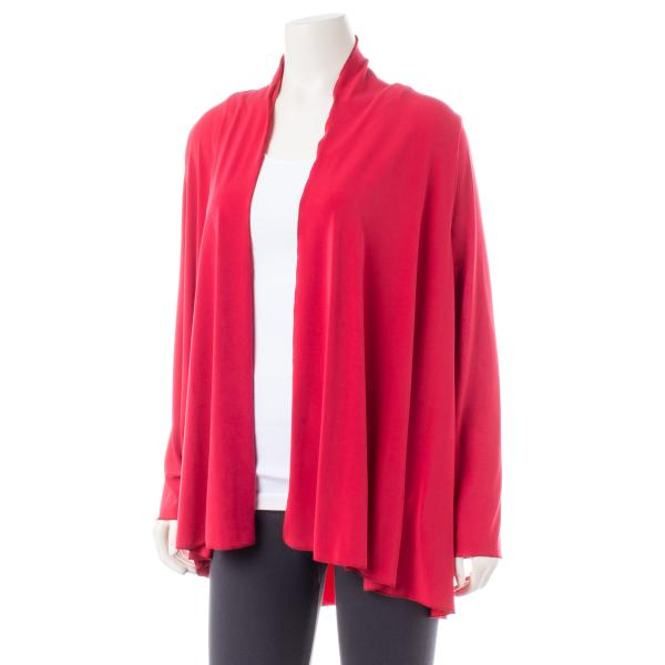 Comfy USA Women's SunKim Simple Cardigan