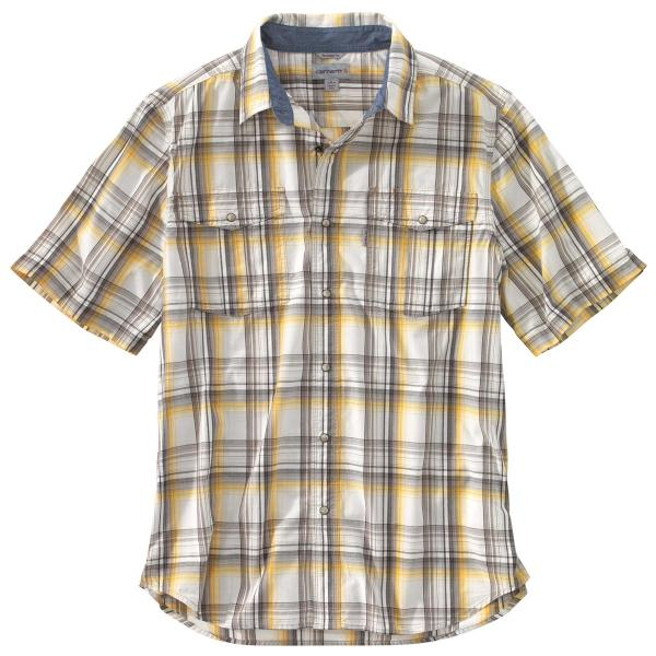 Carhartt Men's Bozeman Short Sleeve Shirt