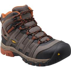 Men's Omaha Mid Waterproof Steel Toe