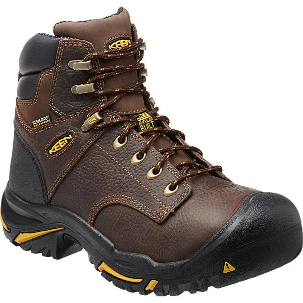 KEEN Utility Men's Mt Vernon 6 Inch Soft Toe