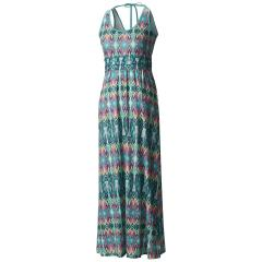 Women's DrySpun Perfect Printed Maxi