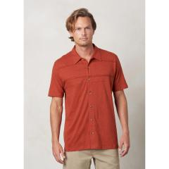 prAna Men's Keylyn Button Front