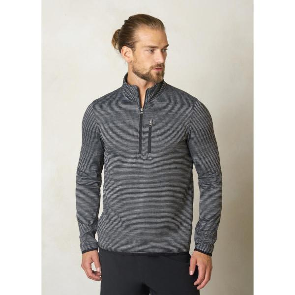 prAna Men's Gatten Quarter Zip