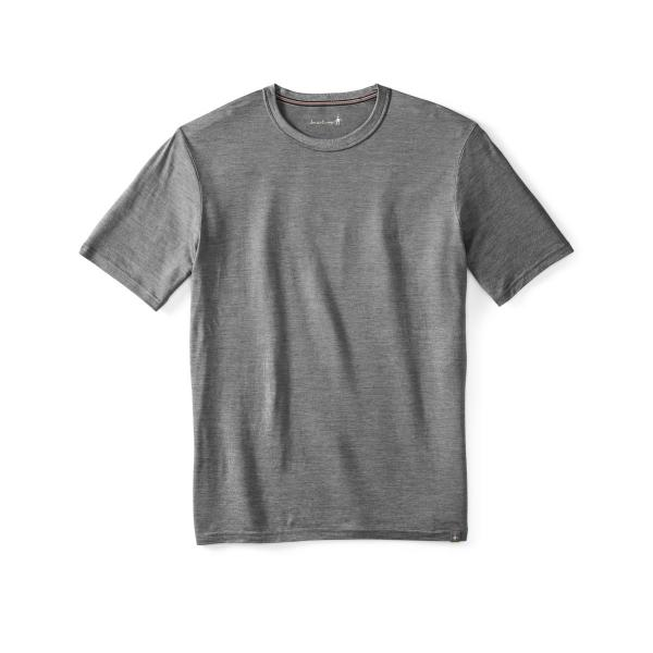 SmartWool Men's Fish Creek Solid Tee