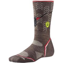 SmartWool Women's PhD Outdoor Lt Crew Charley Harper National Park Canyon