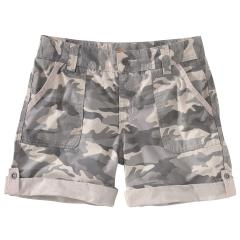 Women's Relaxed Fit El Paso Short Camo