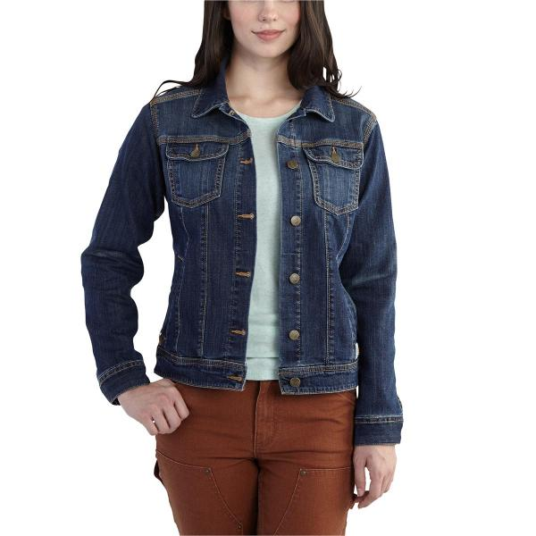 Carhartt Women's Brewster Denim Jacket