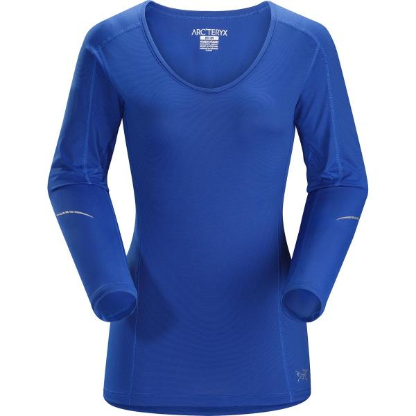 Arcteryx Women's Motus Crew Long Sleeve