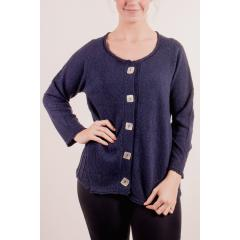 Women's 5 Button Cardigan