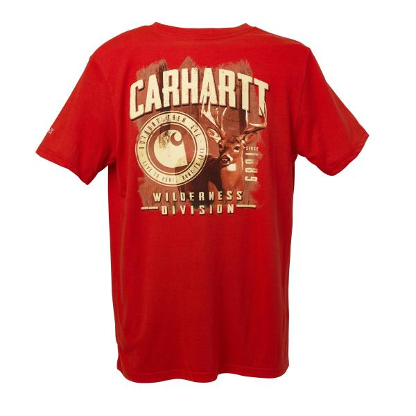 Carhartt Boys' Wilderness Division Force Tee