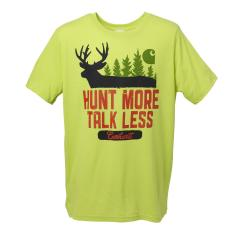 Boys' Hunt More Force Tee