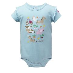 Infant Girls' Home Grown Bodyshirt