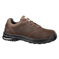 Men's 3 Inch Dark Brown Oxford Walking Shoe