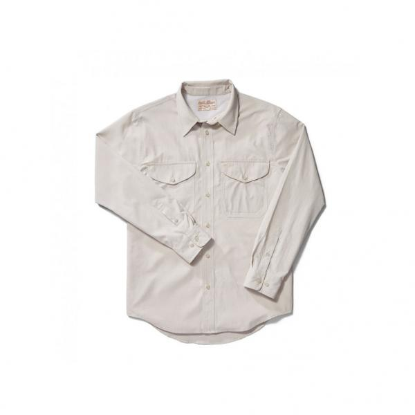 Filson Men's Twin Lakes Sport Shirt - Solid