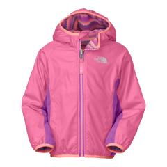 Toddler Girls' Reversible Grizzly Peak Lined Wind Jacket