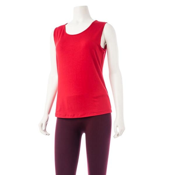 Comfy USA Women's Wide Strap Tank-discontinued