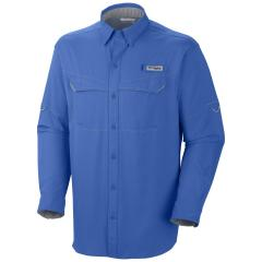 Columbia Men's Low Drag Offshore Long Sleeve Shirt - Tall Sizes