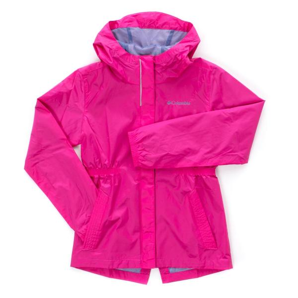 Columbia Girls' Explore More Rain Jacket