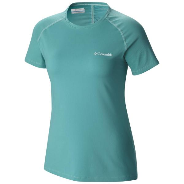 Columbia Women's Trail Flash Short Sleeve Shirt