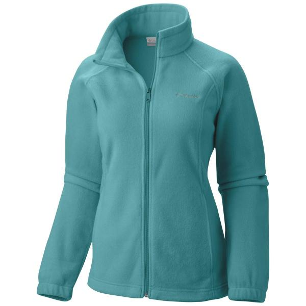Columbia Women's Benton Springs Full Zip Extended Sizes - Discontinued Pricing