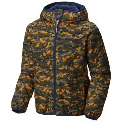 Boys' Pixel Grabber II Wind Jacket - Discontinued Pricing