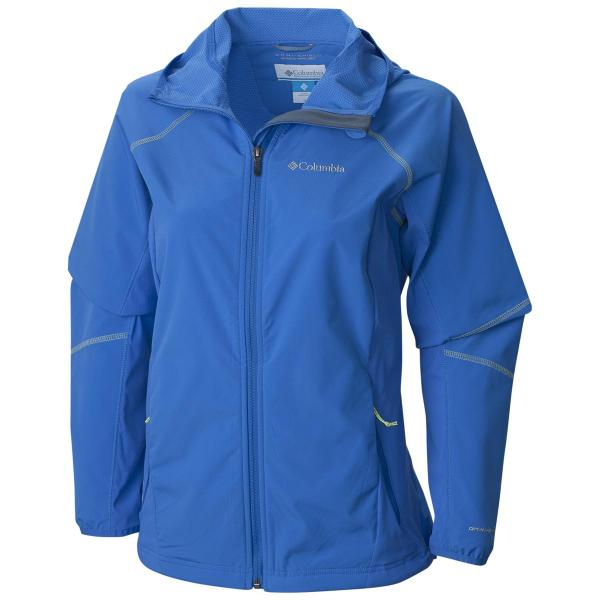 columbia s sweet as softshell hoodie extended sizes