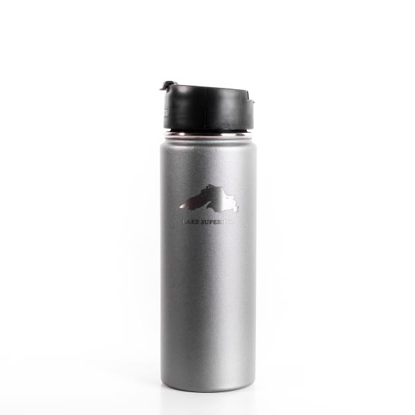 Hydro Flask Lake Superior 20 Ounce Wide Mouth with HydroFlip
