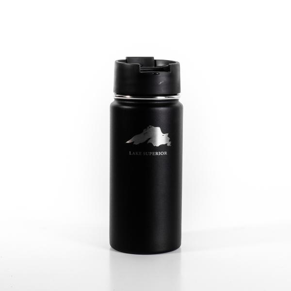 Hydro Flask Lake Superior 16 Ounce Wide Mouth with HydroFlip