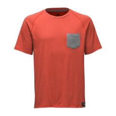 The North Face Men's Recking Short Sleeve Pocket Crew