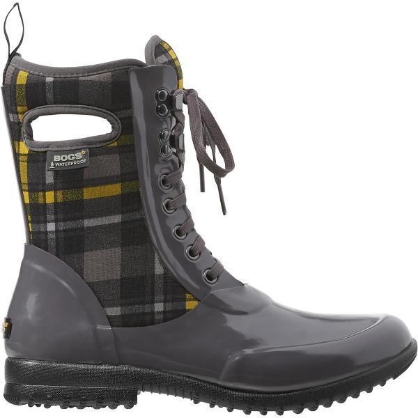 Bogs Women's Sidney Lace Plaid - Discontinued Pricing