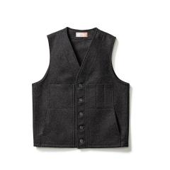 Men's Mackinaw Wool Vest