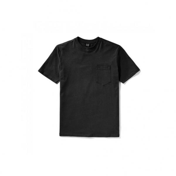 Filson Men's Short Sleeve Outfitter Solid Pocket Tee - Faded Black