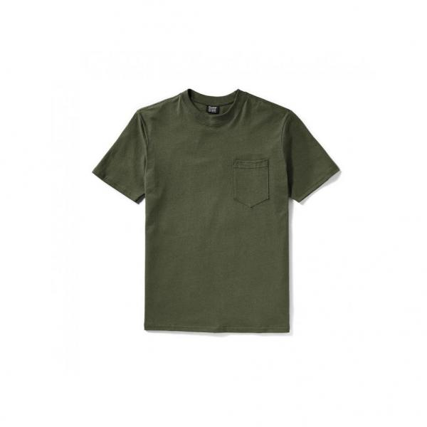 Filson Men's Short Sleeve Outfitter Solid Pocket Tee - Otter Green
